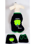 Aquarius California Fleece Dog Vest